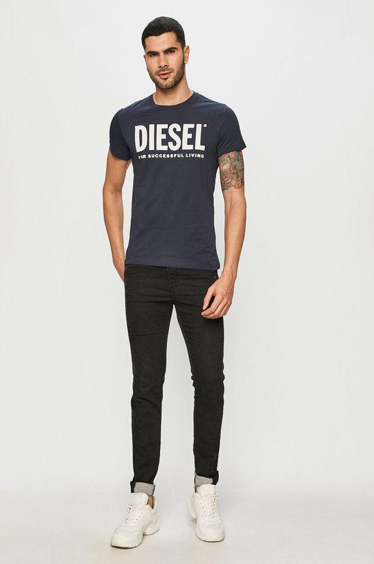 Diesel - Džíny D-Reeft Jogg černá
