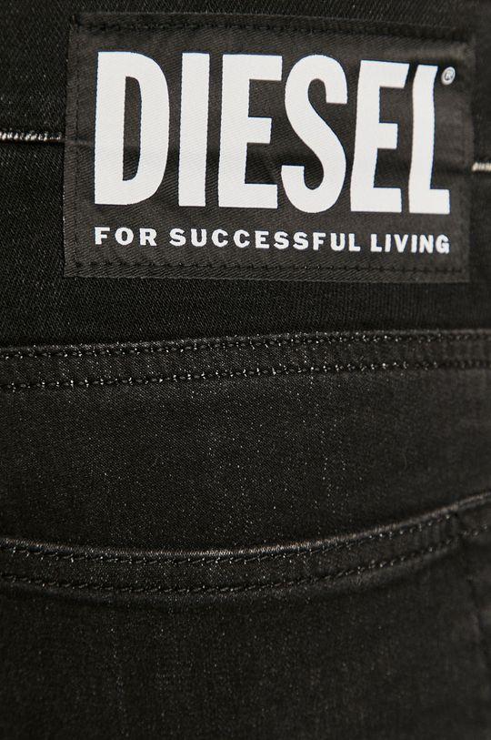 černá Diesel - Džíny D-Reeft Jogg