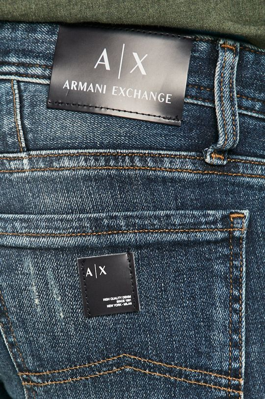 bleumarin Armani Exchange - Jeansi