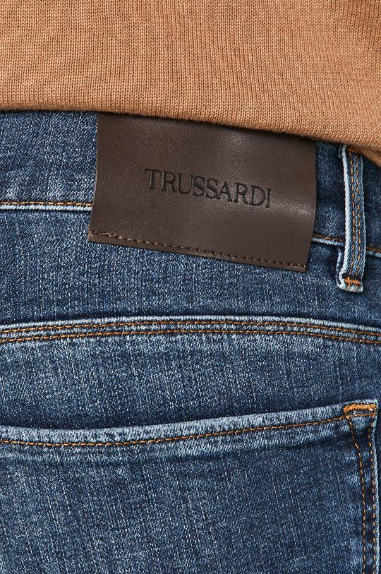 modrá Trussardi Jeans - Džíny 370 Close