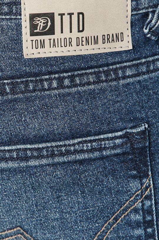modrá Tom Tailor Denim - Džíny