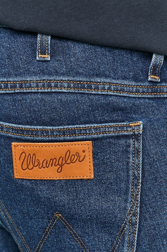 modrá Wrangler - Rifle Larston 812