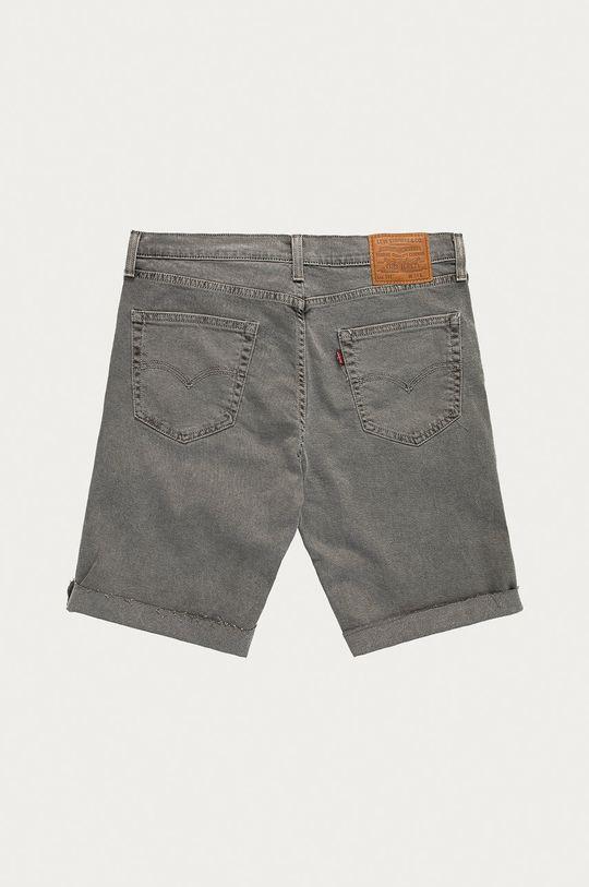 Levi's - Rifľové krátke nohavice  99% Bavlna, 1% Elastan