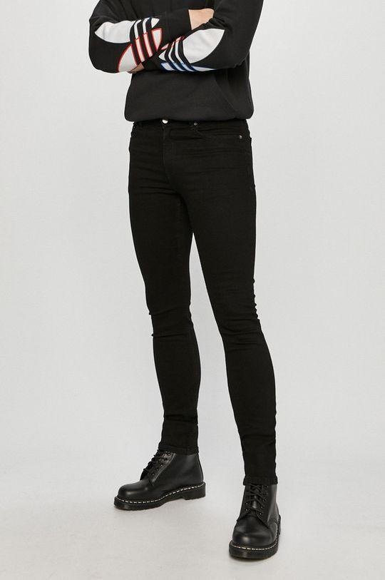 černá Dr. Denim - Džíny Chase Pánský