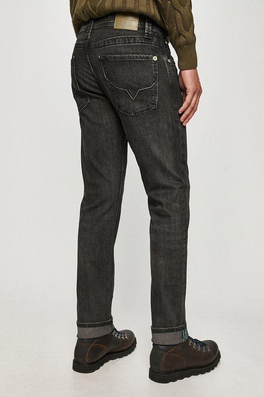 Pepe Jeans - Jeansi Cash  Materialul de baza: 99% Bumbac, 1% Elastan Alte materiale: 35% Bumbac, 65% Poliester