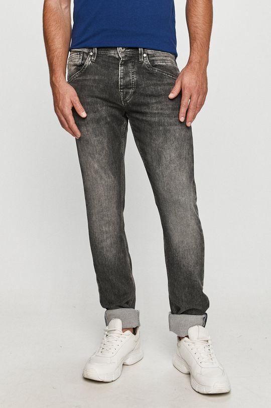szürke Pepe Jeans - Farmer Track Férfi