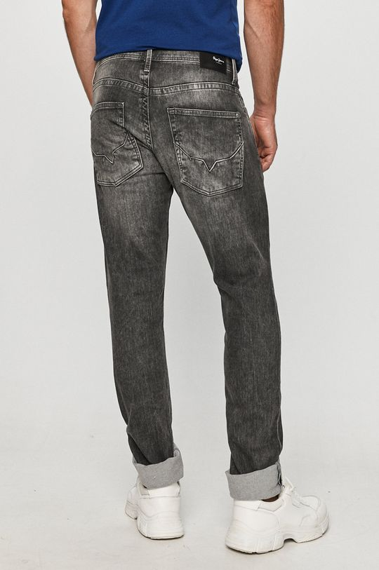 Pepe Jeans - Farmer Track  Bélés: 38% pamut, 62% poliészter Jelentős anyag: 86% pamut, 2% elasztán, 12% poliészter