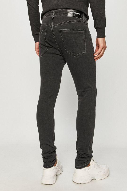 Calvin Klein Jeans - Džíny CKJ016  90% Bavlna, 2% Elastan, 8% elastomultiester