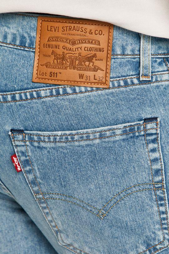 jasny niebieski Levi's - Jeansy 511