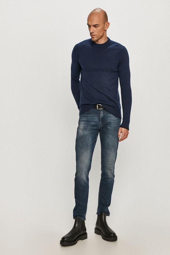 Calvin Klein - Džíny námořnická modř