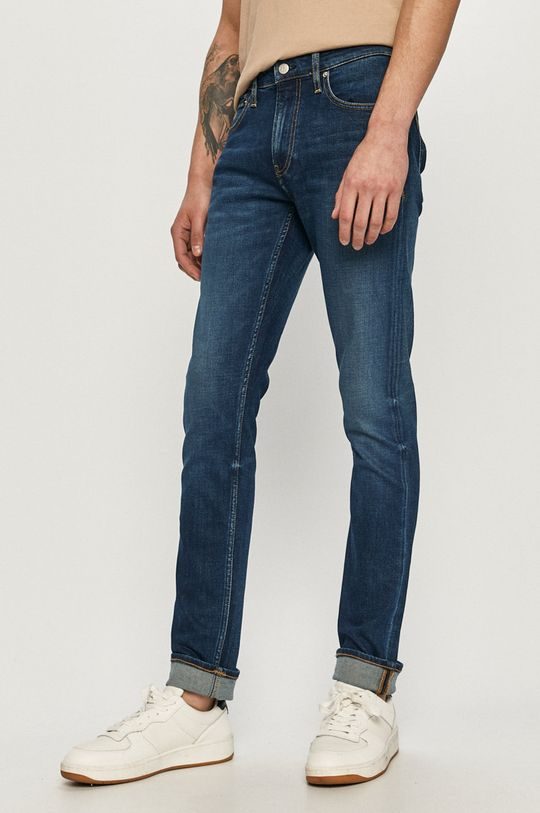 námořnická modř Calvin Klein Jeans - Džíny CKJ 026 Pánský