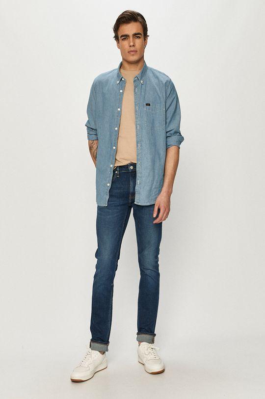Calvin Klein Jeans - Džíny CKJ 026 námořnická modř
