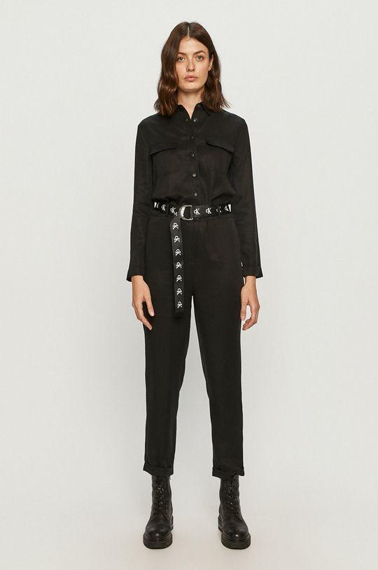 Calvin Klein Jeans - Salopeta negru
