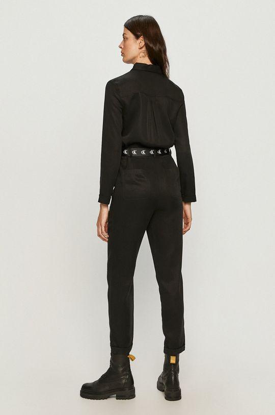 Calvin Klein Jeans - Salopeta  Materialul de baza: 100% Lyocell