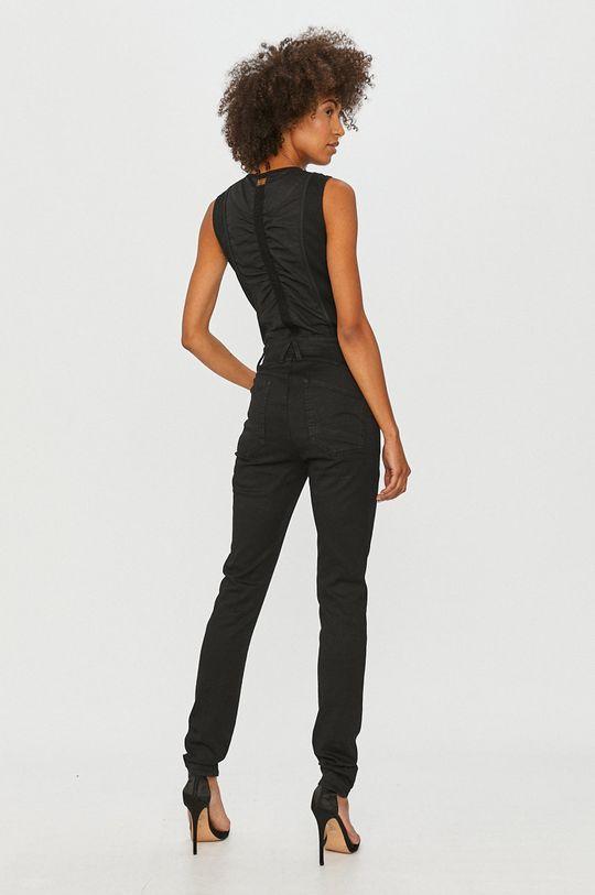 G-Star Raw - Salopeta jeans  Materialul de baza: 97% Bumbac, 3% Elastan Captuseala buzunarului: 50% Bumbac, 50% Poliester
