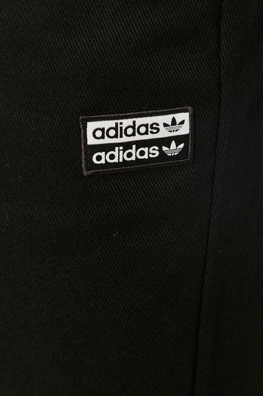 czarny adidas Originals - Ogrodniczki