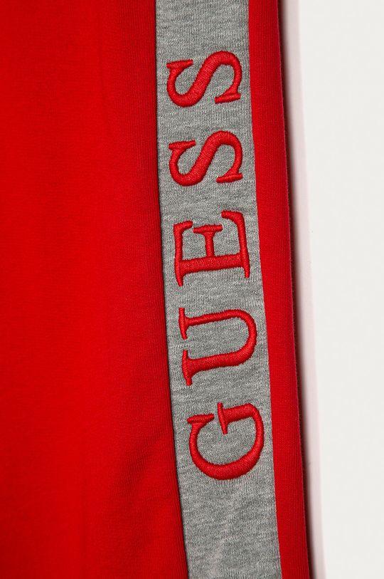 Guess Jeans - Дитячі штани 116-175 червоний