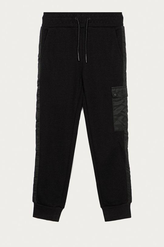 чорний Guess Jeans - Дитячі штани 116-175 cm Для хлопчиків