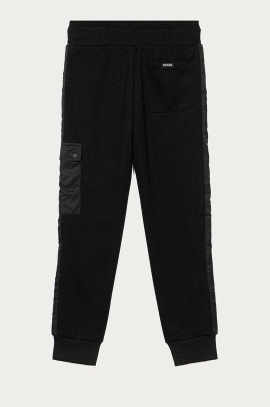 Guess Jeans - Дитячі штани 116-175 cm чорний