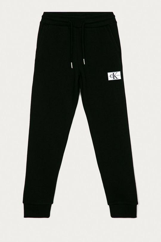 negru Calvin Klein Jeans - Pantaloni copii 128-176 cm De băieți
