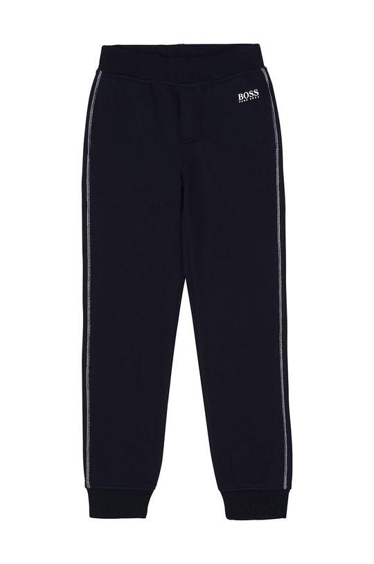 темно-синій Boss - Дитячі штани 116-152 cm Для хлопчиків