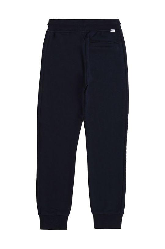 Boss - Pantaloni copii 164-176 cm bleumarin