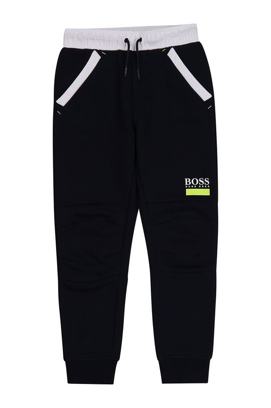 bleumarin Boss - Pantaloni copii 116-152 cm De băieți