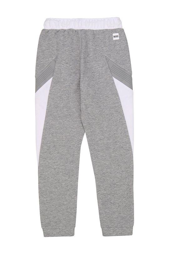 Boss - Дитячі штани 164-176 cm сірий