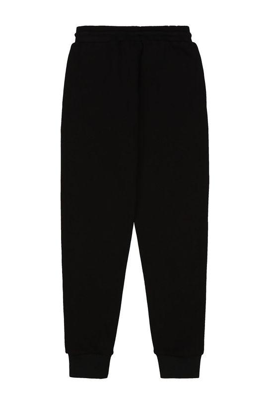 Karl Lagerfeld - Дитячі штани чорний