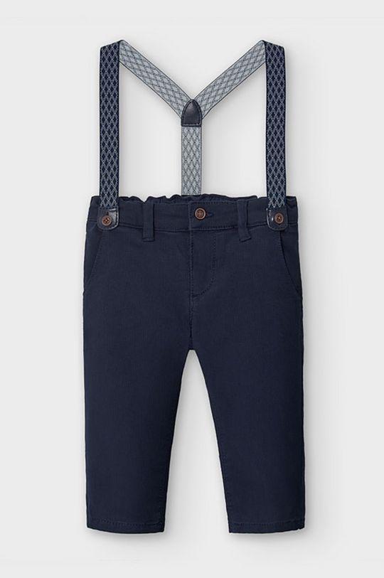 tmavomodrá Mayoral - Detské nohavice 68-98 cm Chlapčenský
