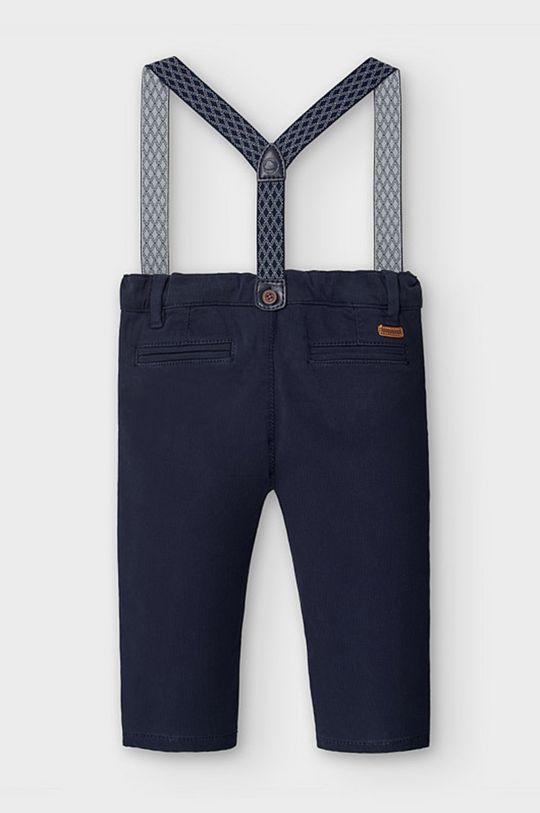 Mayoral - Detské nohavice 68-98 cm tmavomodrá