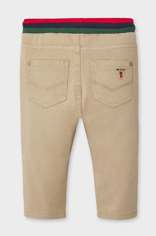 Mayoral - Detské nohavice 68-98 cm svetlobéžová