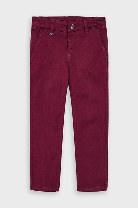 Mayoral - Pantaloni copii 98-134 cm castan