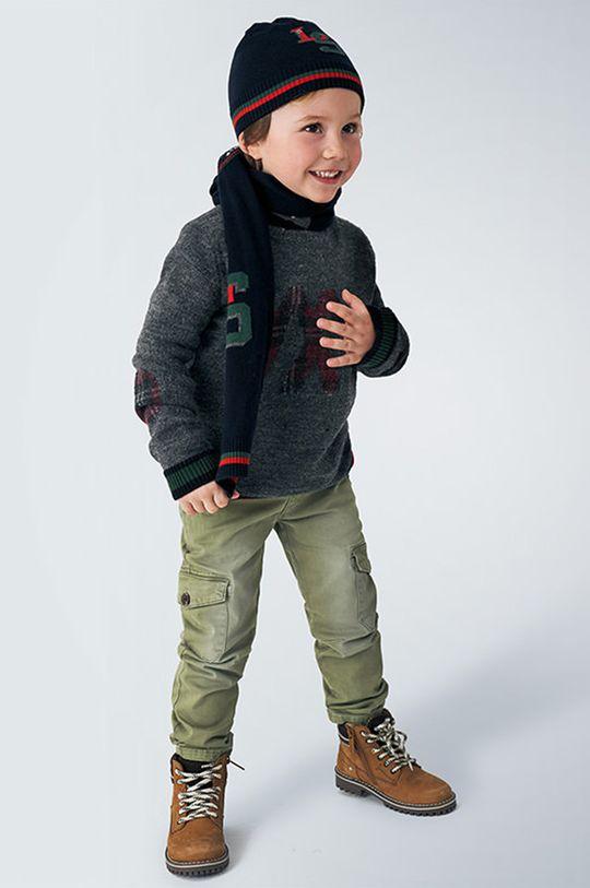 masliniu deschis Mayoral - Pantaloni copii 98-134 cm De băieți