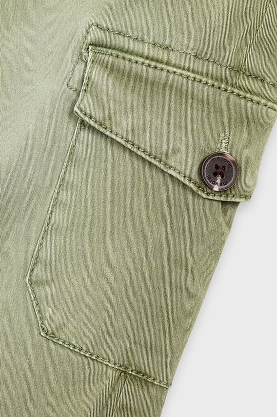 masliniu deschis Mayoral - Pantaloni copii 98-134 cm