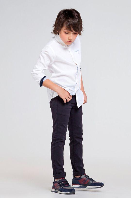 bleumarin Mayoral - Pantaloni copii 128-172 cm De băieți