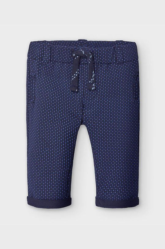 modrá Mayoral Newborn - Detské nohavice 60-86 cm Chlapčenský