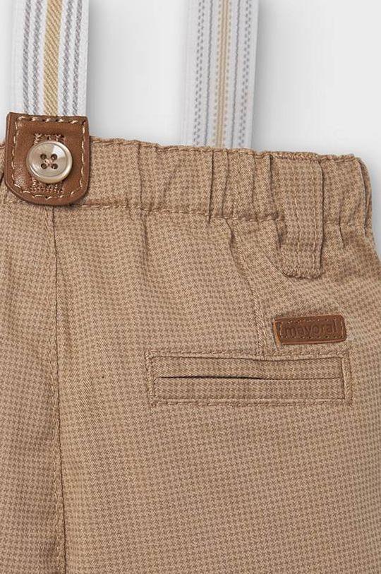 Mayoral Newborn - Detské nohavice 60-86 cm  Podšívka: 100% Bavlna Základná látka: 97% Bavlna, 3% Elastan Iné látky: 70% Polyester, 30% Elastodién