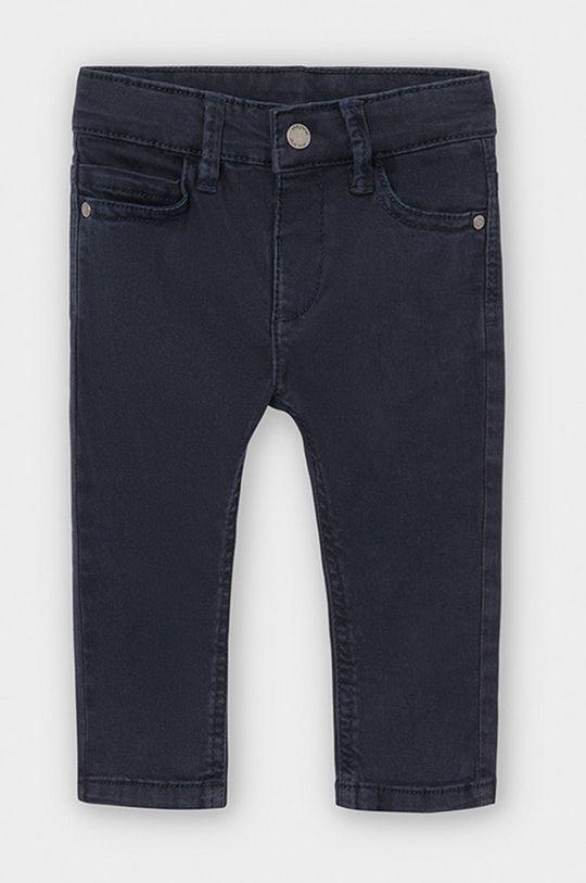 granatowy Mayoral - Spodnie dziecięce 74-98 cm Chłopięcy