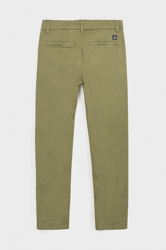 Mayoral - Detské nohavice 128-172 cm zelená