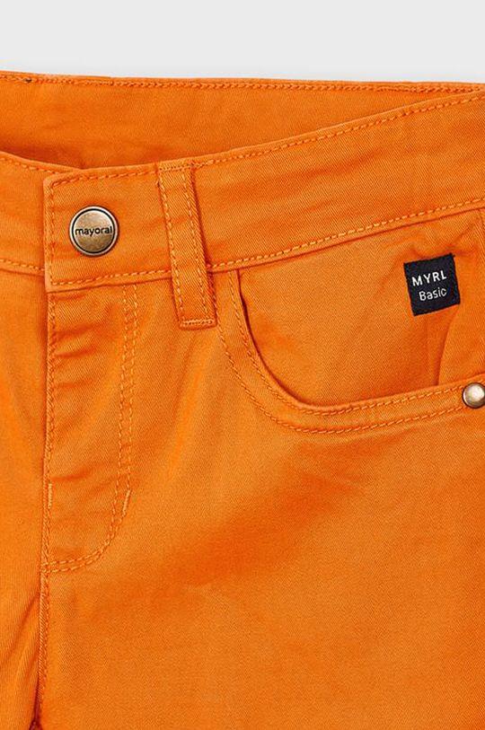 bursztynowy Mayoral - Spodnie dziecięce 92-134 cm