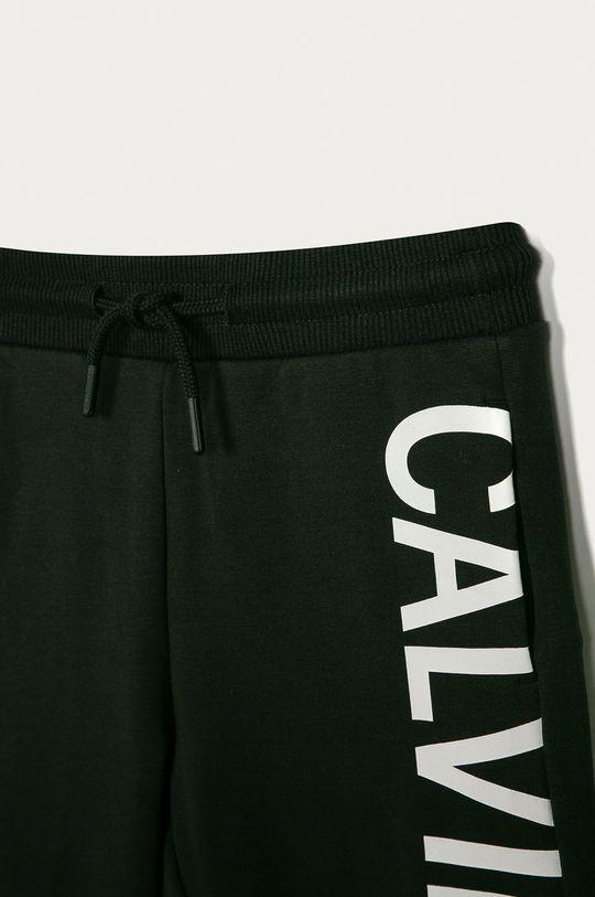 Calvin Klein Jeans - Dětské kalhoty 128-176 cm  95% Bavlna, 5% Elastan