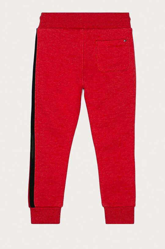 Tommy Hilfiger - Dětské kalhoty 98-176 cm červená