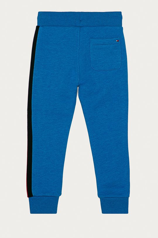 Tommy Hilfiger - Pantaloni copii 98-176 cm albastru