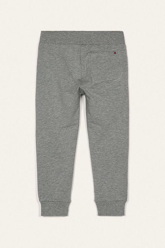 Tommy Hilfiger - Pantaloni copii 98-176 cm gri