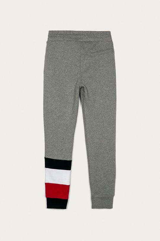 Tommy Hilfiger - Dětské kalhoty 140-176 cm šedá