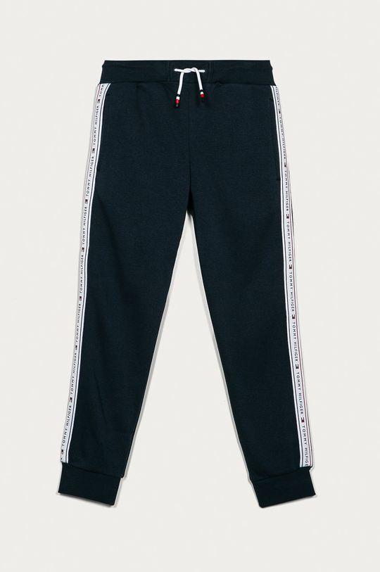 темно-синій Tommy Hilfiger - Дитячі штани 128-176 cm Для хлопчиків