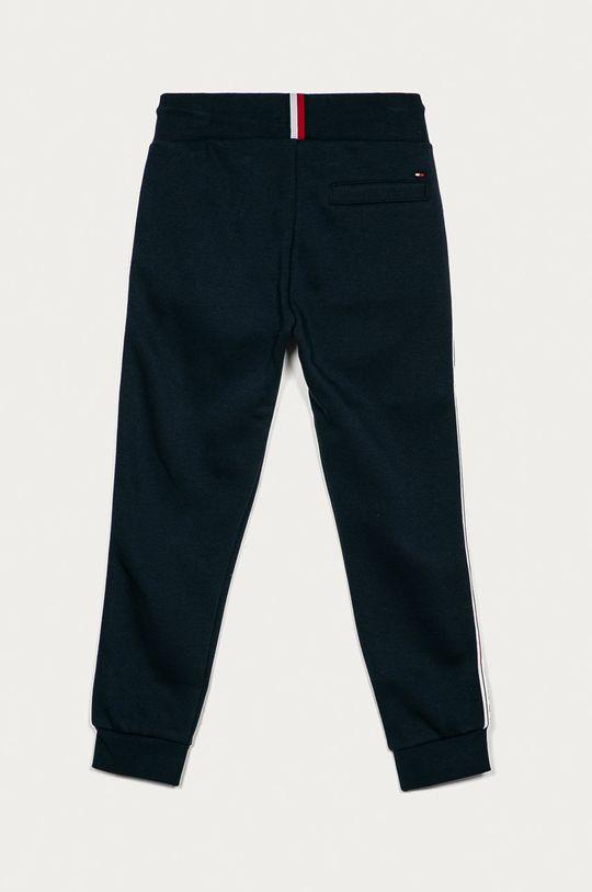 Tommy Hilfiger - Spodnie dziecięce 128-176 cm granatowy