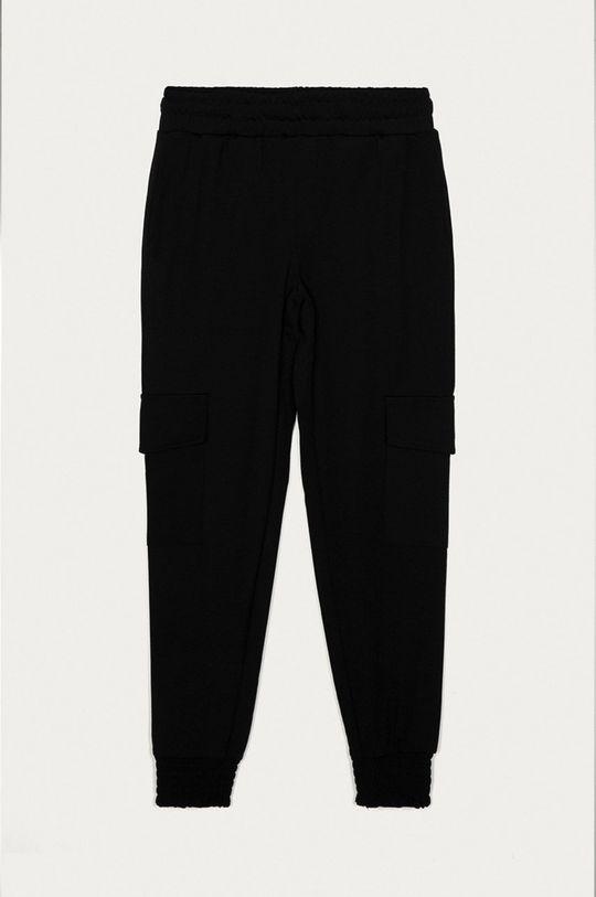 Lmtd - Spodnie dziecięce 140-176 cm czarny