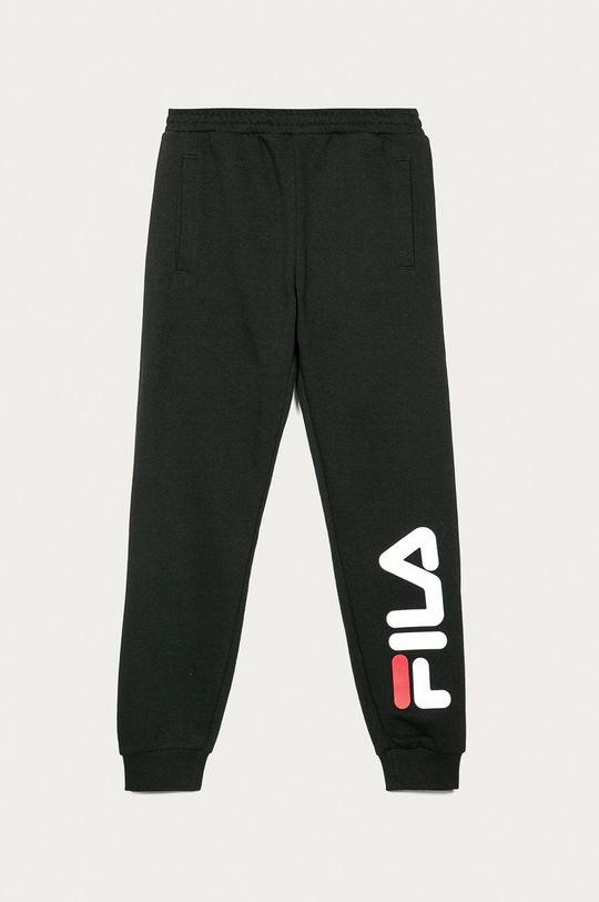 czarny Fila - Spodnie dziecięce 134-164 cm Chłopięcy